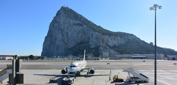 Gibraltar Airport named top in the world… for proximity to its namesake city :http://www.gibraltarolivepress.com/2016/11/21/gibraltar-airport-named-top-airport-in-the-world-for-proximity-to-its-namesake-city/