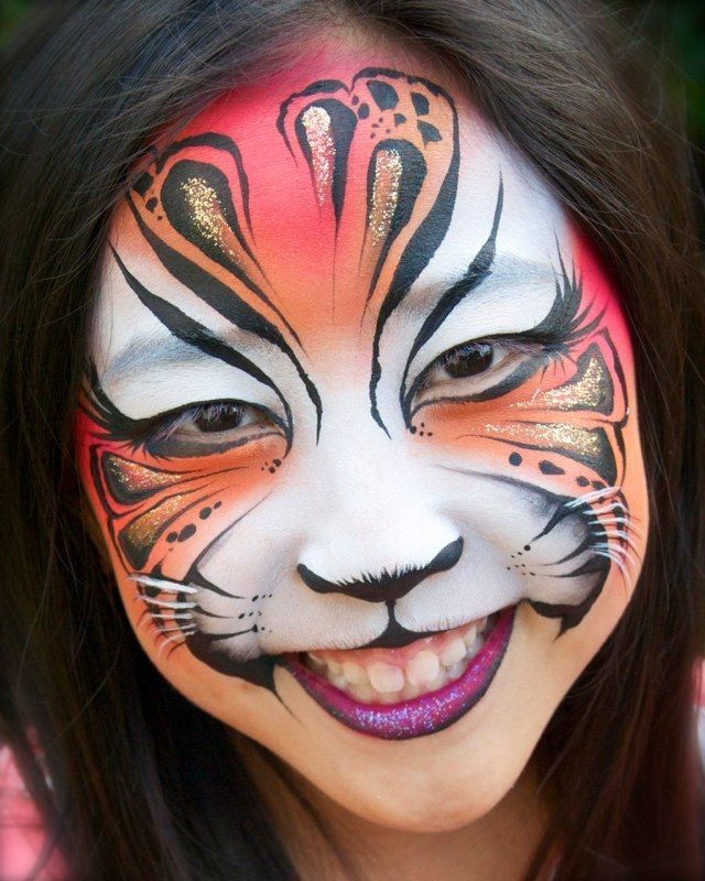 Chicago Professional Face Painting