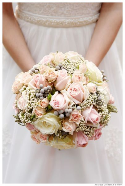 75 fotos de buquês de noiva mais lindos e estilosos que você já viu! Image: 13