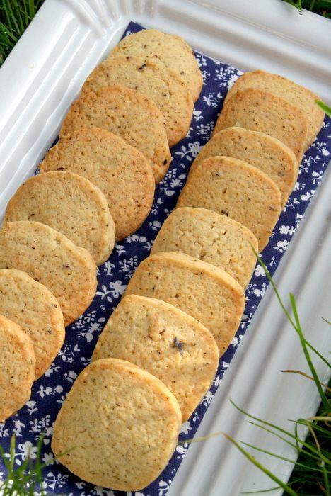 Begin je dag goed met heerlijke thee koekjes uit de oven!