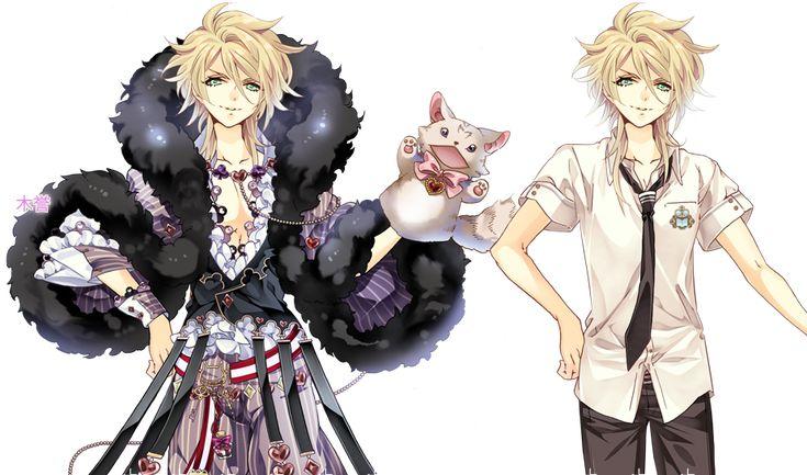 Nao Kurotani / Chesire Cat | Trick or Alice | Anime Characters Database