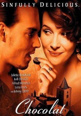 Chocolat (2000) Loved this movie!
