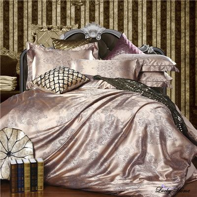 jacquard duvet cover set bedding cotton sets super king queen bed clothing bed
