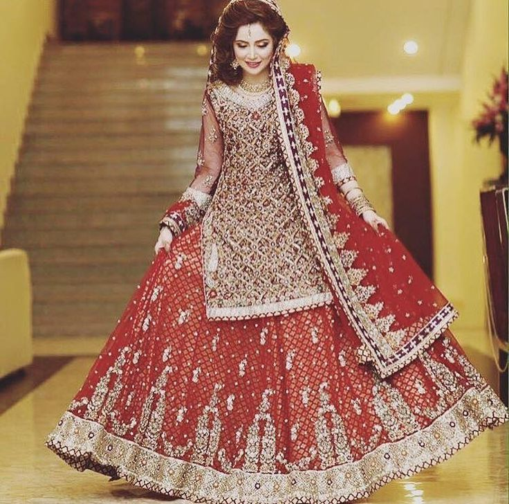 219 best Pakistani brides images on Pinterest | Indian ...