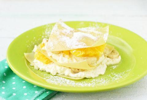 Идеальное блюдо на завтрак!