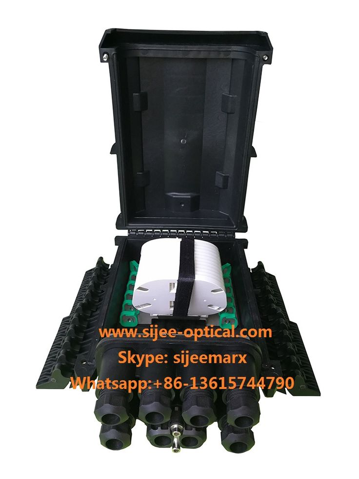 China 288 Cores Waterproof Fiber Optic Splice Box Manufacturers