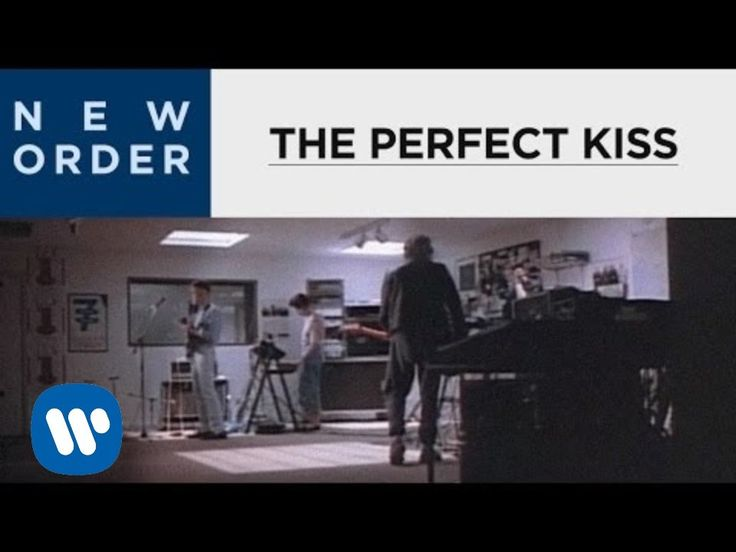 New Order - The Perfect Kiss [OFFICIAL MUSIC VIDEO]. Directed by Jonathan Demme.