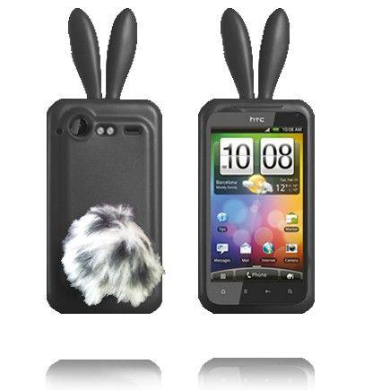 Bunny (Sort) HTC Incredible S Deksel