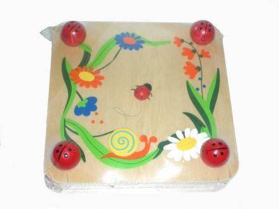 Ladybird Flower Press – Butterfly Garden (for kids!)