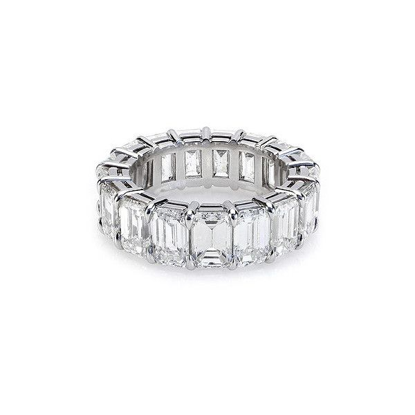 Birks Prestige Collection, Emerald Cut Diamond Wedding Band, ...; Collection of exclusive and unique Wedding Bands For Her in our selection ...