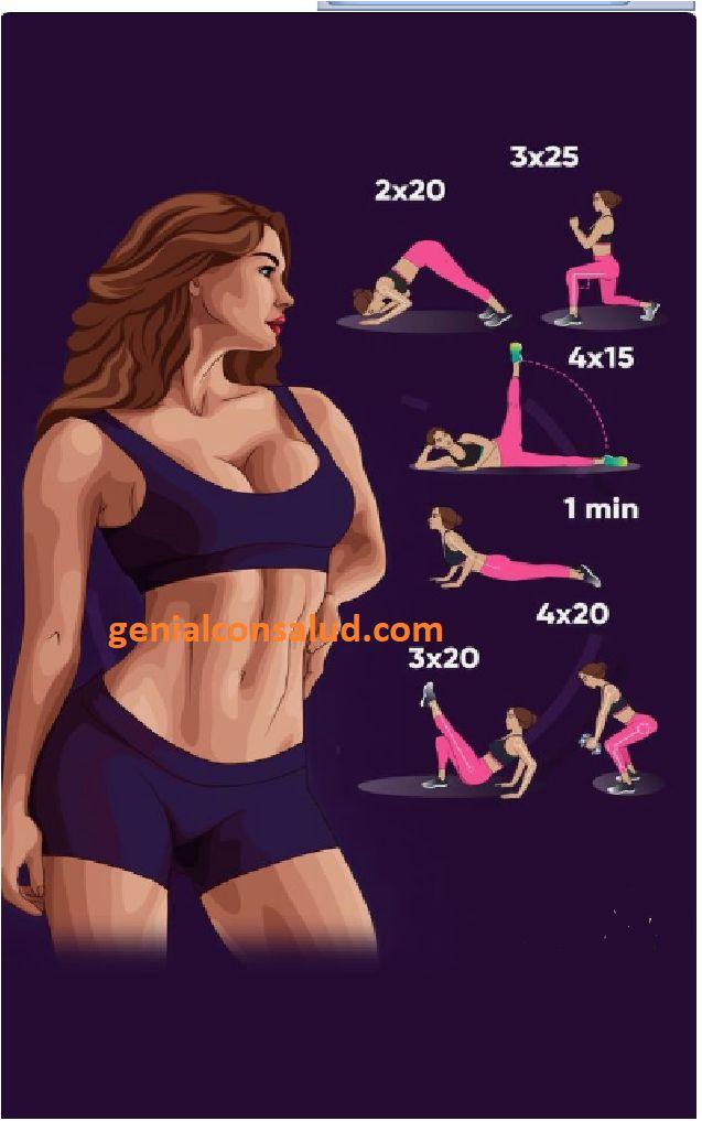 Cómo lograr un cuerpo fitness