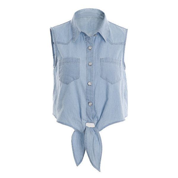 Cowgirl Shirt ($41) ❤ liked on Polyvore featuring tops, shirts, blusas, modekungen, blue, shirts & tops, cowboy shirt, blue shirt, blue top and blue cotton shirt
