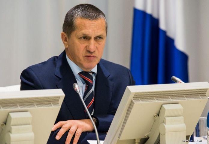 Игорная зона «Приморье»: вице-премьер Трутнев недоволен строительством.  На пресс-конференции во Владивостоке вице-премьер российского правительства, Юрий Трутнев, выразил недовольство по поводу процесса строительства игорной зоны «Приморье».