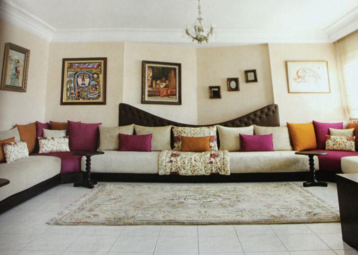 magasin salon marocain design - Salon Marocain Salon Moderne