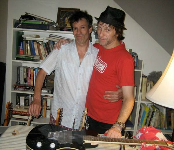 Paul Westerberg, Tommy Stinson team up to help ex-Replacements bandmate Slim Dunlap