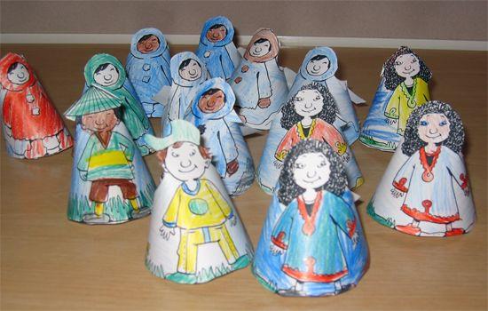 YK:n päivä: lapsia ympäri maailman www.kolumbus.fi/mm.salo