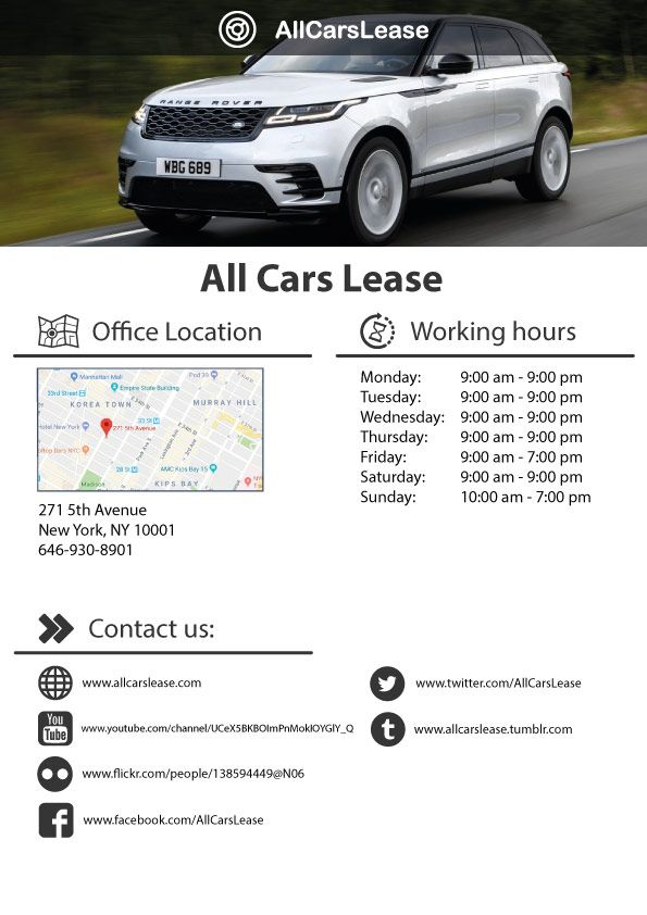 If You Are Interested In Leasing In New York All Cars Lease Is Here For You Car Lease Lease Deals Lease