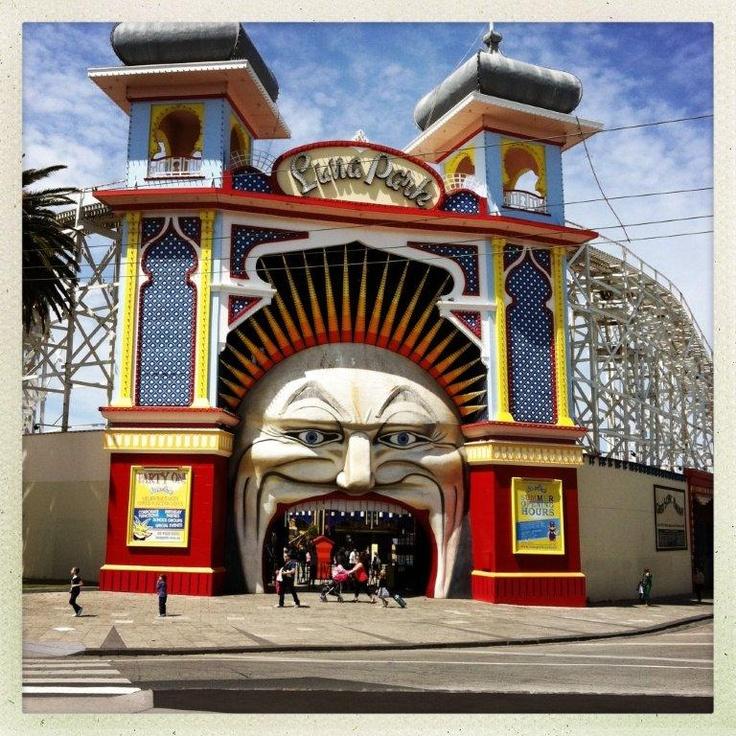 St Kilda, Luna Park