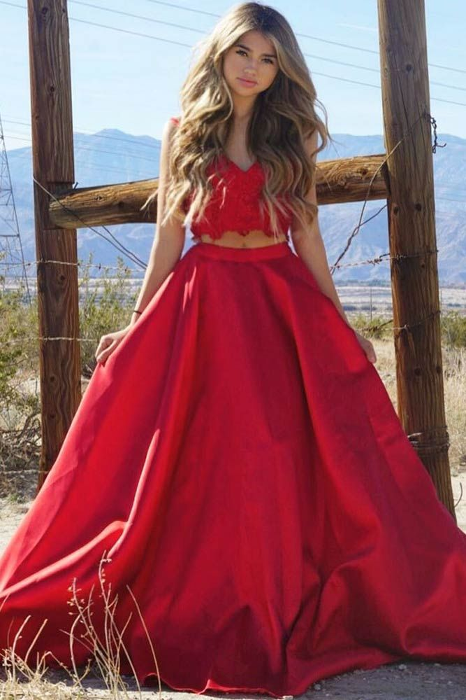 36 Prom Dresses And Other Trendy Hits From The Latest Collections 2021 Stunning Prom Dresses Prom Designs Piece Prom Dress