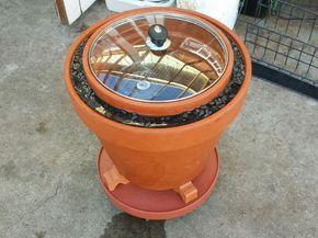 Foto de A Practical Zeer Pot (enfriador evaporativo / refrigerador no eléctrico)