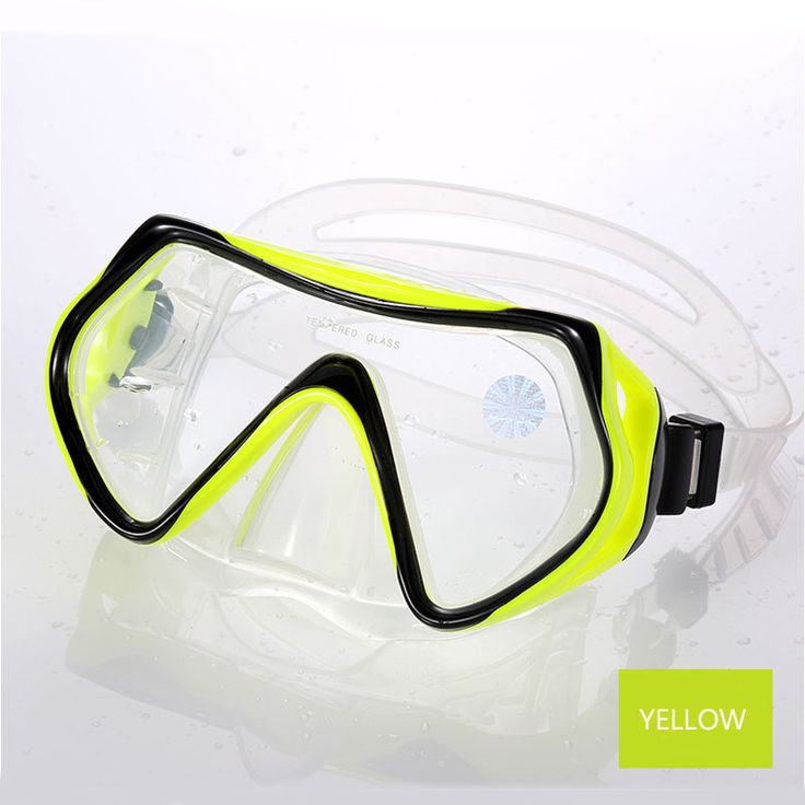 Diving Masks Professional silicone swimming googles Men and women oculos scuba gafas buceo snorkeling mask Diving glasses