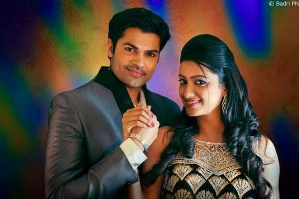 Ganesh Venkatraman engaged with TV actress Nisha Ganesh Venkatraman, Ganesh Venkatraman Engagement, Nisha, Vijay TV nisha, Ganesh Venkatraman wedding