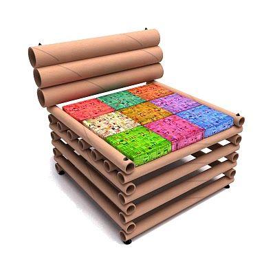 cardboards tubes