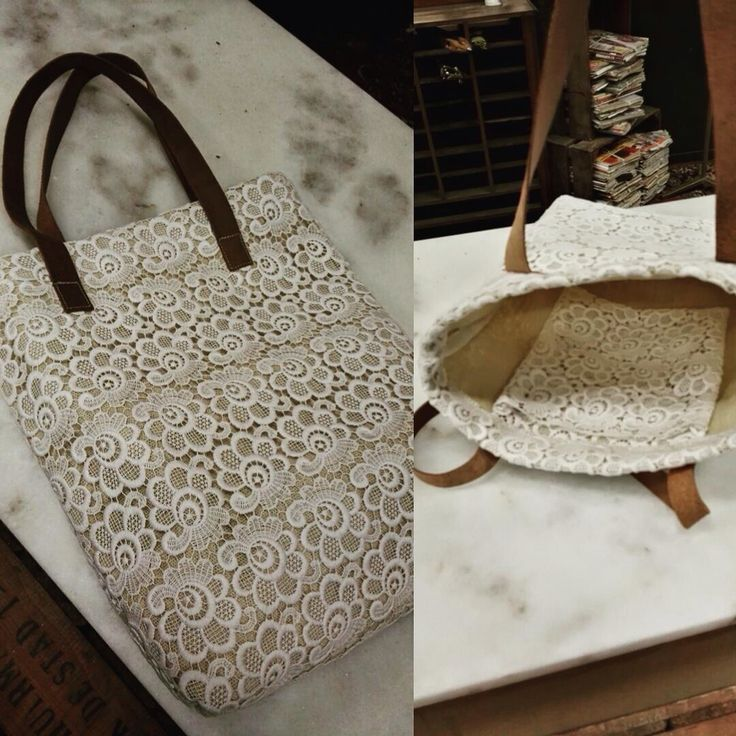 Lace bag by mija