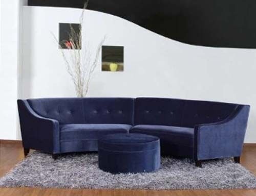 46 Best Curved Sofas Images On Pinterest Apartments