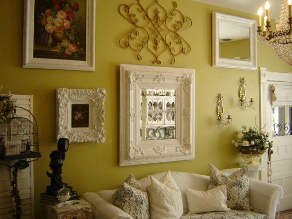 121 best Cottage Living Rooms images on Pinterest