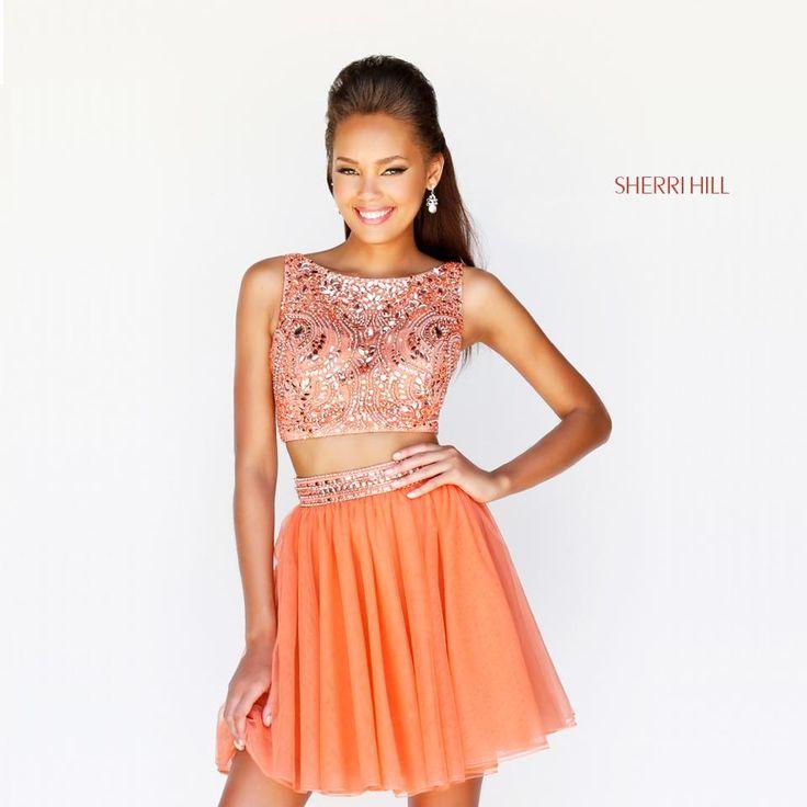 313 besten Sherri Hill Bilder auf Pinterest | Abschlusskleider ...