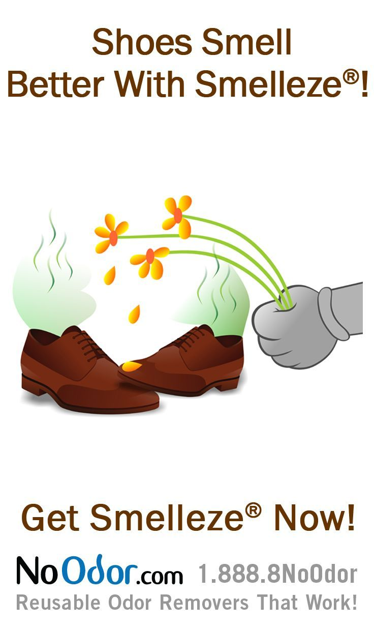 Get Rid Of Shoe Odor Naturally