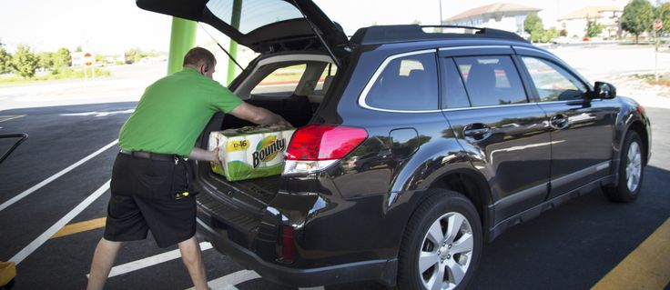 What if your groceries could come to you? Last week at its annual shareholder's meeting, Walmart announced plans to explore a partnership with Uber and Lyft as it seeks to expand its grocery home delivery service. But how much money will it cost the consumer, and how much time/energy/dignity will it cost the employees?