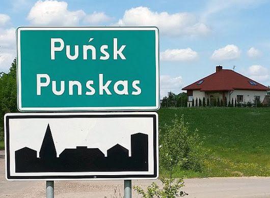 Puńsk (Punskas). Litwini w Polsce | Blog Krzysztofa Matysa