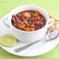 lentil sweet potato soup: Vegetarian Food, Easy Vegetarian, Chili Recipes, Easy Recipes, Potatoes Soups, Healthy Food, Healthy Recipes, Favorite Recipes, Vegetarian Chilis Recipes