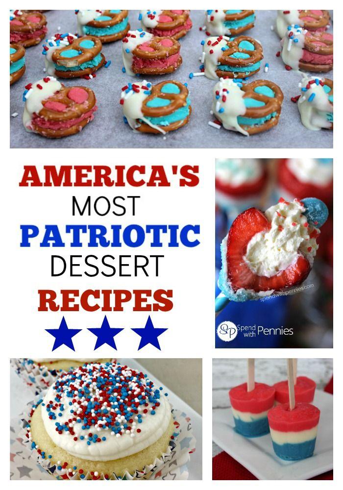 memorial day bbq dessert ideas