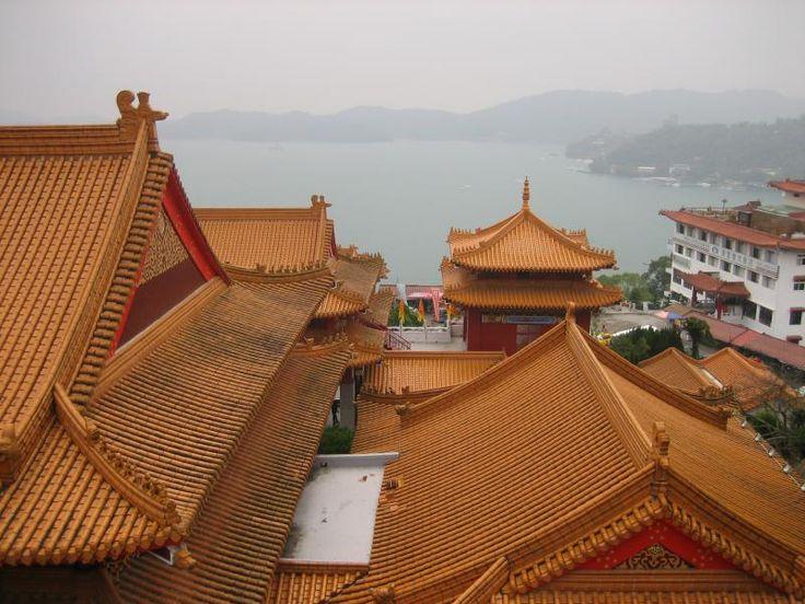 ユーラシア旅行社台湾ツアーで行く日月潭