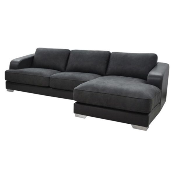 Cottesloe – 3 Seater with RHF Chaise – Empire/Pebble. For more information Please take a moment to visit our website : http://www.furniture2you.com.au/