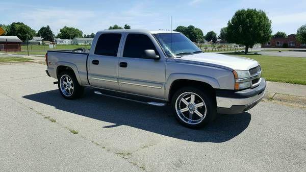 2004 chevrolet silverado 1500 ls 4x4