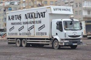 şehirler arası nakliyat hizmetleri KAYTAŞ NAKLİYAT