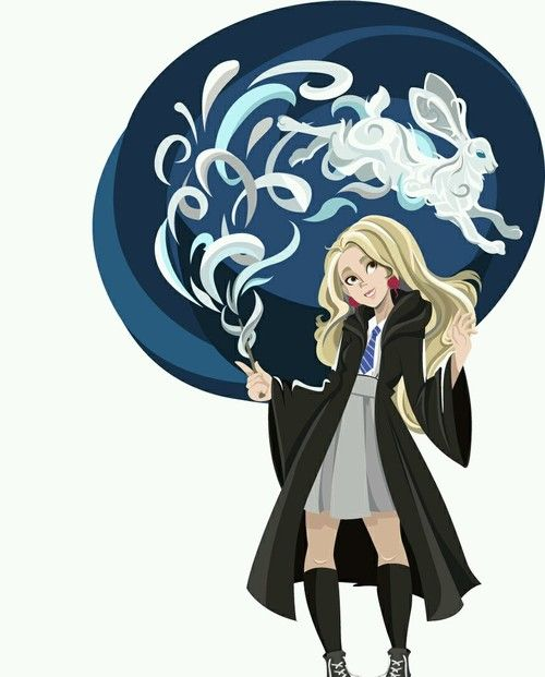 Image result for expecto patronum luna