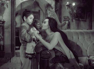My style of Motherhood. Just ask my kids. :-)