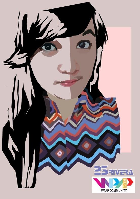 Software : Inkscape Model : @dhearatihdhea Editor : @Ryan23__