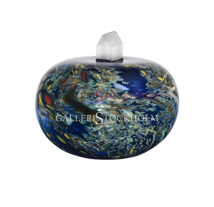 Bertil Vallien - Glaskonst - Earth My Universe Beställ här! Klicka på bilden.