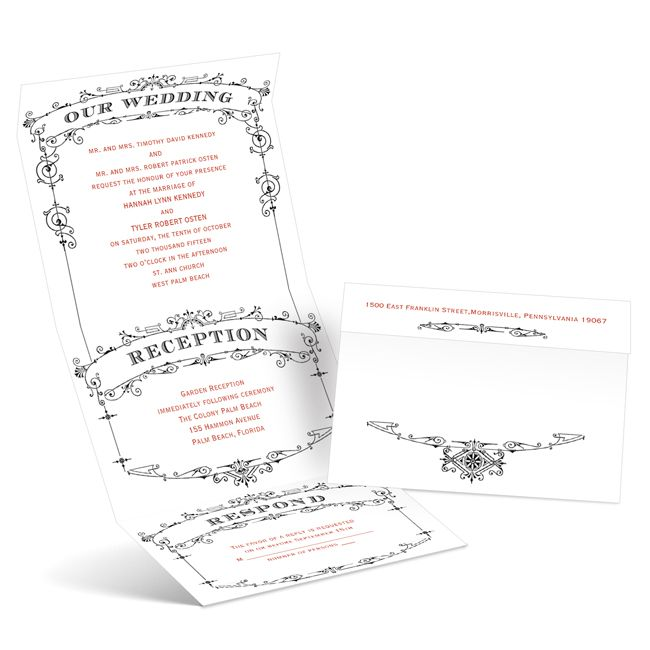 Cheap Send And Seal Wedding Invitations: 85 Best Wedding Invitations Images On Pinterest
