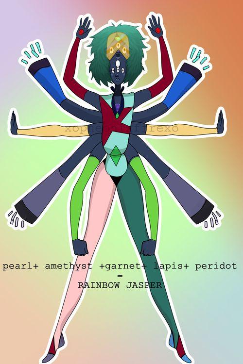 Pearl, Amethyst, Garnet, Lapis Lazuli, & Peridot | Steven ...