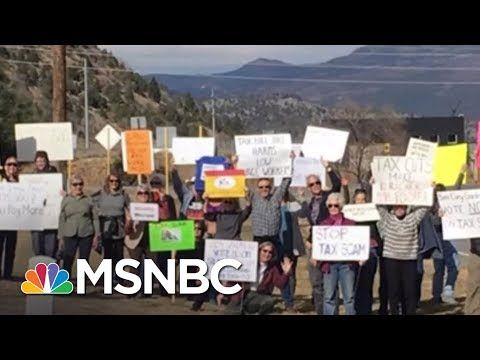 TJ'S BLOG: MSNBC:RACHEL MADDOW: Facing Widespread Protest GOP...