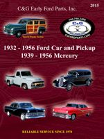 Free Old Ford Parts Catalog - C&G Ford Parts