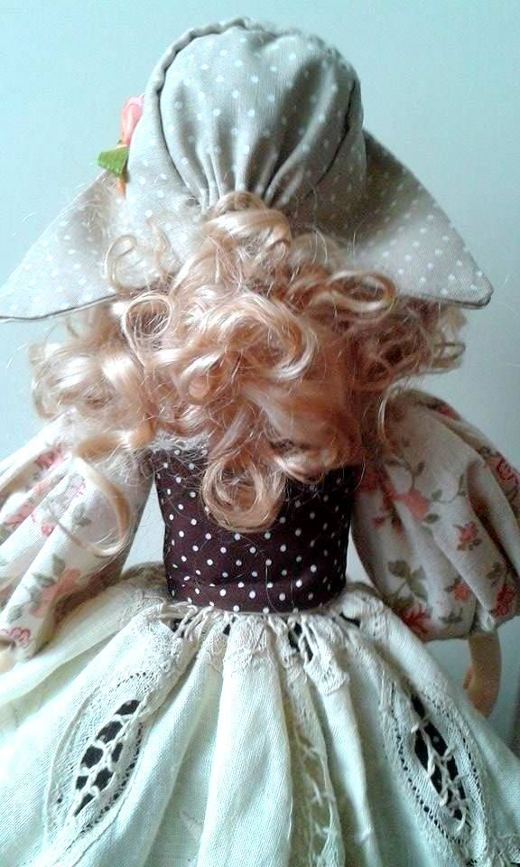 hand made doll by Vafa