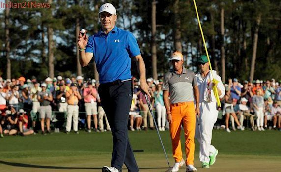 Jordan Spieth disappointed, says his round at Masters was bizarre